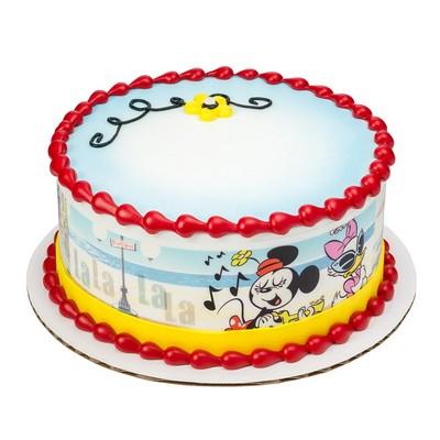Licensed Cake Strips